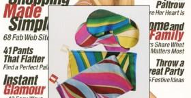 InStyle Magazine November 2003