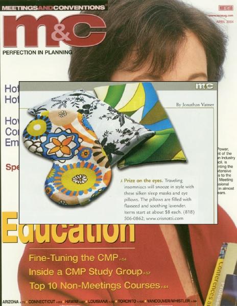 M&C Magazine April 2004