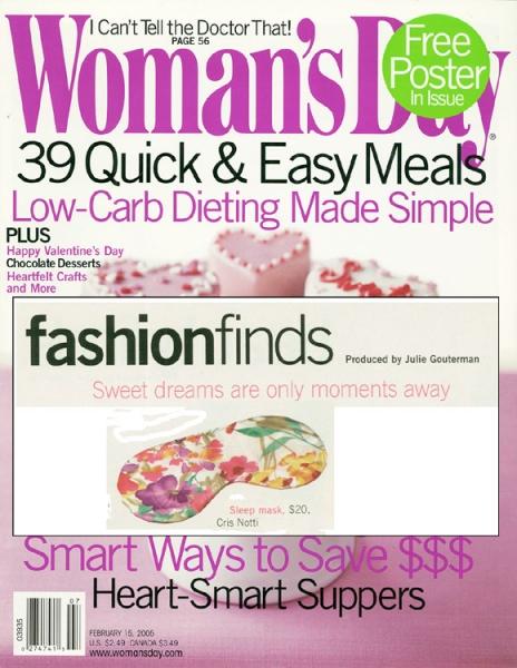 Women's Day Magazine February 2005