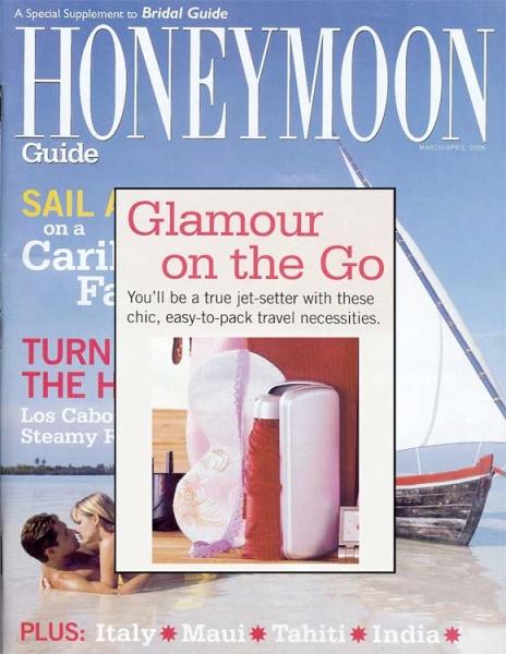Honeymoon Magazine March 2006