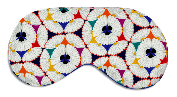 Blossom Sleep Mask - front