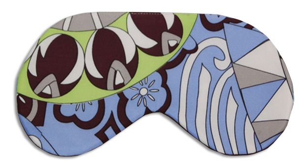 Cocoa Park Sleep Mask - front