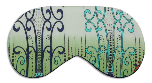 Fern Dell Sleep Mask - front