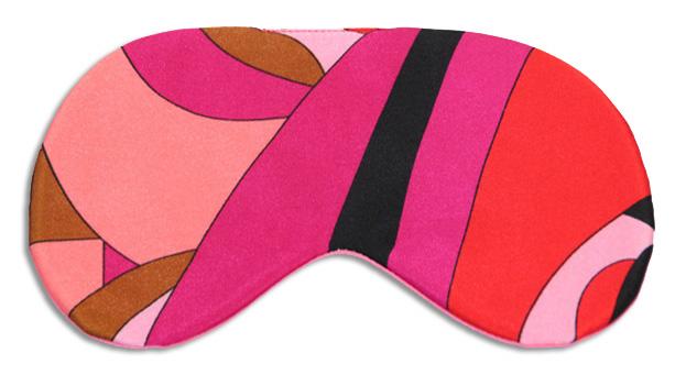 Kaleidoscope Sleep Mask - front