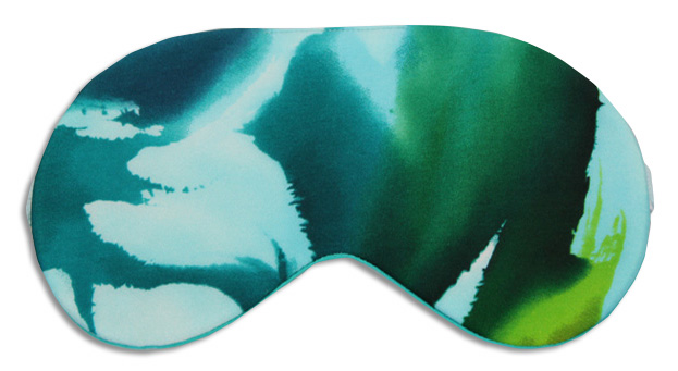 Ocean Park Sleep Mask - front