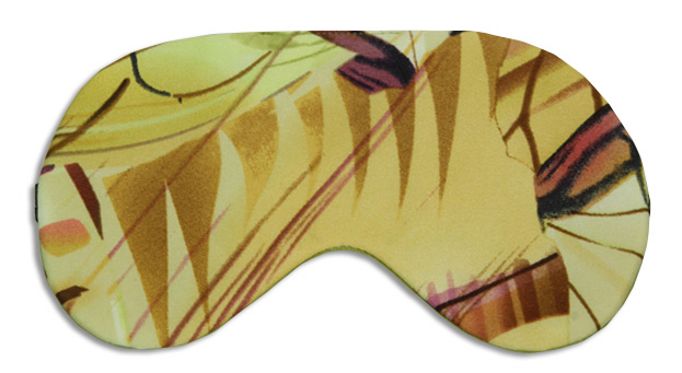 Shadow Dancer Sleep Mask - front