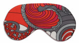Wings of Glory Sleep Mask - front