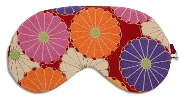 Mount Fuji Sleep Mask - front