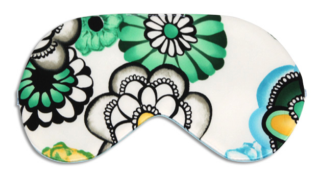Nantucket Silk Sleep Mask