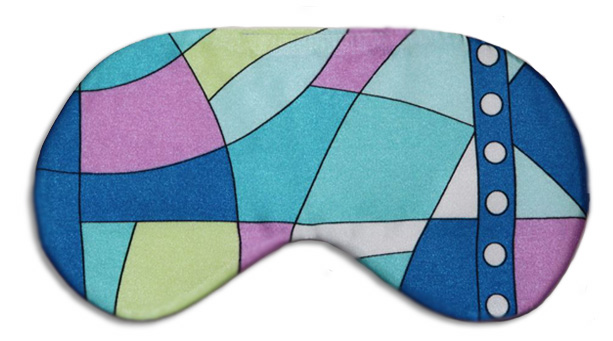 Parade Sleep Mask - front