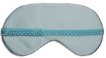 Blue Lagoon Sleep Mask back