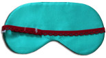 Mardi Gras Sleep Mask - back