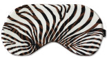Gazelle sleep mask - front