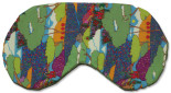 Kentucky Green Sleep Mask - front