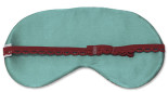 Tennessee Blue Sleep Mask - back
